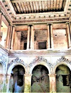 Panam City is one of the 100 Destroyed Historic Cities in the World. World Monument Fund enlisted Panam Nagar in the list of 100 worl. Archaeological Discoveries, Archaeological Site, Ruined City, Architecture Old, Abandoned Mansions, Kolkata, Bengal, Ancient History, Notre Dame