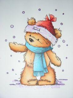 Cute James Bear