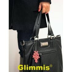 Red Lily on a bag. Red Lily, Pedestrian, Safety, Bags, Fashion, Security Guard, Handbags, Moda, Fashion Styles
