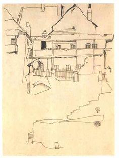 Far Away, So Close, Egon Schiele