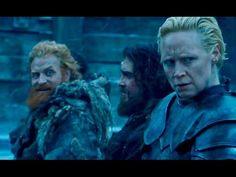 Game of Thrones movie:  When Brienne of Tarth met Tormund