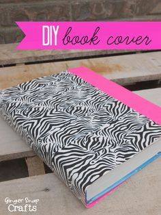 DIY Book Cover with Duck Tape®