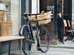 Bicycle & coffee