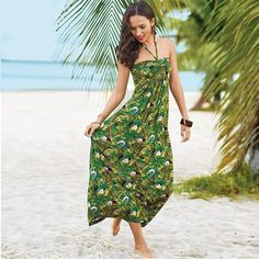 Get ready for the beach with this All is Palm dress!! Avon has a wonderful fashion line!!