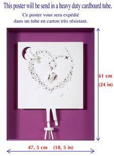 I will give you the moon  Photographic reproduction by ArtPapier, $24.00