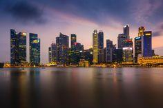 From Marina Bay, Singapore