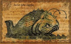 Ancient sea monsters
