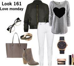 MasTendenciasBCN: Look 161 - Love monday