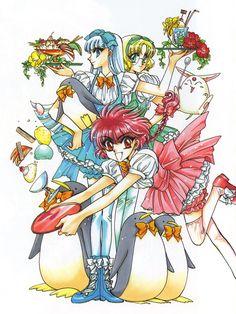 Feh Yes Vintage Manga M Anime, Anime Art, Magic Knight Rayearth, Xxxholic, Card Captor, Kaichou Wa Maid Sama, Another Anime, Cardcaptor Sakura, Magical Girl