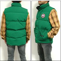 Except for the emblem this could be my old down vest.
