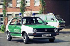 vw polizei