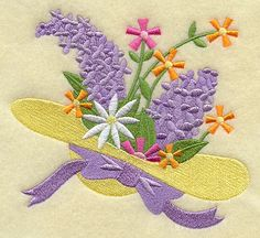Machine Embroidery Designs at Embroidery Library! - Color Change - F3323