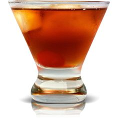 Angel's Envy | Manhattan... 2 oz. Angel's Envy Bourbon or Rye ½ oz. sweet vermouth Angostura bitters to taste (2 to 3 dashes) Garnish: Maraschino cherry