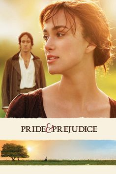Pride and Prejudice - Finish the book then watch movie - on my to do list