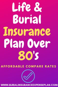 Pin On Burial Insurance Plans