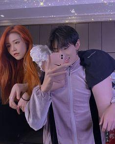 Couple Ulzzang, Ulzzang Korean Girl, Cute Korean Girl, Asian Girl, Cute Couples Cuddling, Cute Couples Goals, Cute Relationship Goals, Cute Relationships, Couple Aesthetic