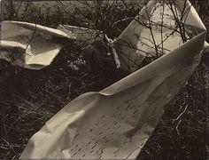 "Edmund Teske, ""Chicago / Pianola Roll"" 1940"