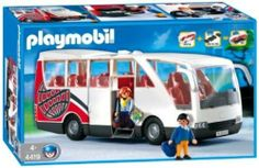 Playmobil City Bus by Playmobil. $72.00. Ages 4+. Does not come with RC module set. Compatible with Compact RC Module Set #4320