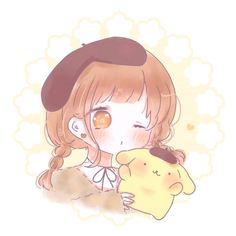 Gifs Kawaii, Chibi Kawaii, Loli Kawaii, Cute Anime Chibi, Cute Anime Pics, Anime Girl Cute, Kawaii Anime Girl, Cute Animal Drawings Kawaii, Cute Little Drawings