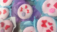 Lindos cupcakes.!!!!!