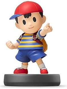 Ness amiibo - Japan Import (Super Smash Bros Series) ❤ Innex