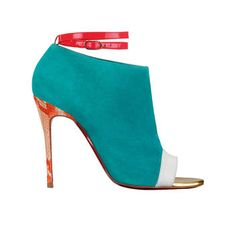 Loving them!--Shoe Porn Alert! The Christian Louboutin Spring Shoe Collection Has Hit Stores And I Am In Love