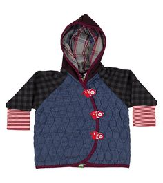 Never Boring Jacket, Limited edition clothing for children, www.oishi-m.com