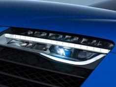 Audi R8 LMX - Laser headlight
