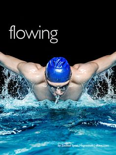 The flowing