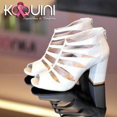 Final de semana chegando com muito conforto e charme #koquini #sapatilhas #euquero Compre Online: http://koqu.in/1VvdBt3