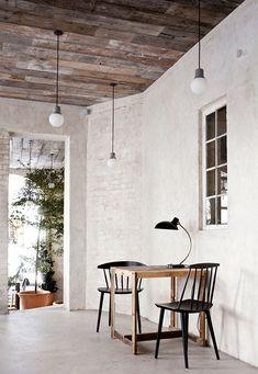 Høst Restaurant Copenhagen by Norm Architects