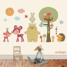 Para los niños, decoración infantll, decohappy