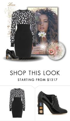 """Dolce & Gabbana x"" by xpinkplaymatex ❤ liked on Polyvore featuring Dolce&Gabbana"