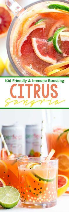 com citrus sangria kid friendly and immune boosting citrus sangria kid ...