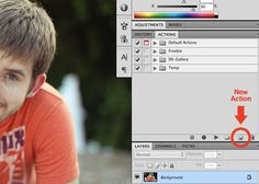 How to Make Photoshop Actions 30   Free Photoshop Actions | web3mantra