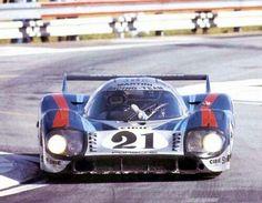 Porsche Le Mans Martini