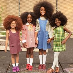 Kid's Hair Care: Tips For Healthy Natural Hair. Back To School Hairstyles, Easy Hairstyles, Toddler Hairstyles, Afro Hairstyles For Kids, Black Little Girl Hairstyles, Winter Hairstyles, Medium Hairstyles, Pretty Hairstyles, Urban Outfit
