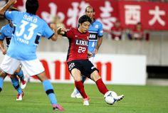 #22 2012.08.11 鹿島アントラーズ 2-1 ジュビロ磐田