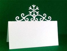 Christmas Placecards 1/ have free cut file