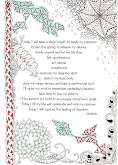 Shelly Beauch: A Tangled Poem - Today