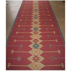 Amer Hand-woven Soumak Rug