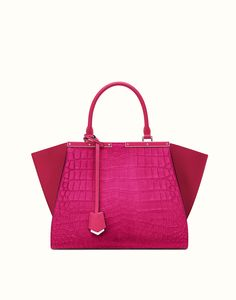 3JOURS crocodile-print leather tote bag. Ref: 8BH2793ZEF022E