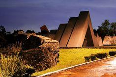 Espacio escultórico, UNAM