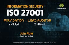 Mastering the Audit of an ISMS based on ISO 27001:2013. Register now and guarantee your place. #iso27001 #informationsecurity #segurancadainformacao #training #formacao