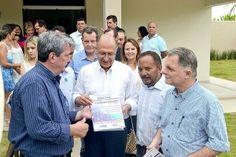 .: Prefeito Pedretti deverá recepcionar o governador Alckmin nesta quinta