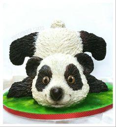panda bear cake template - 1000 images about cake ideas on pinterest panda cakes