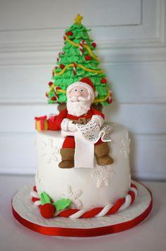 list christma, cake dese, cake cakedecor, christmas cakes, santa cake, christmaswint cake, cake fetish, christma cake, christma boarder