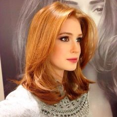 Marina Ruy Barbosa hair