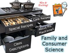 Family and Consumer Science / Family and Consumer Science- I would love to do this on my web site!