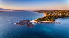 How nice does Plantation Point look at sunrise? I flew the drone there on Sunday and caught the place in its best light. Also I do love the fact that although it was 6:15am some fishermen were already out in their kayaks like the dude in the red one towards the bottom of the frame. There used to be a house right on the point there owned by a bloke called George Bennett who eschewed clothes and his own boat-ramp built down to the water. The houses are set much further back now and there's a…